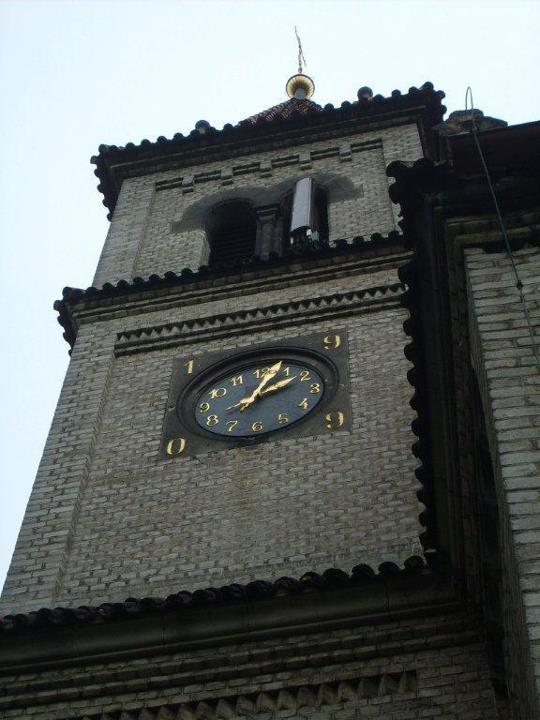 Kostel sv. Jiří, Rudná - Dušníky