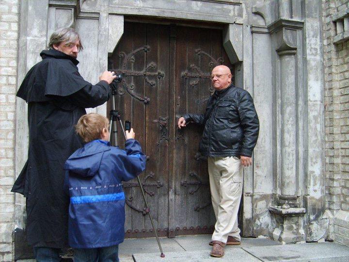 Kostel sv. Jiří na pahorku v Rudné - Dušníkách je veřejnosti nepřístupný