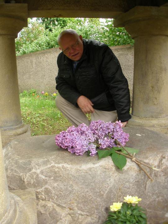 Ota vypráví o vztahu neumětelských k tomuto pomníku...