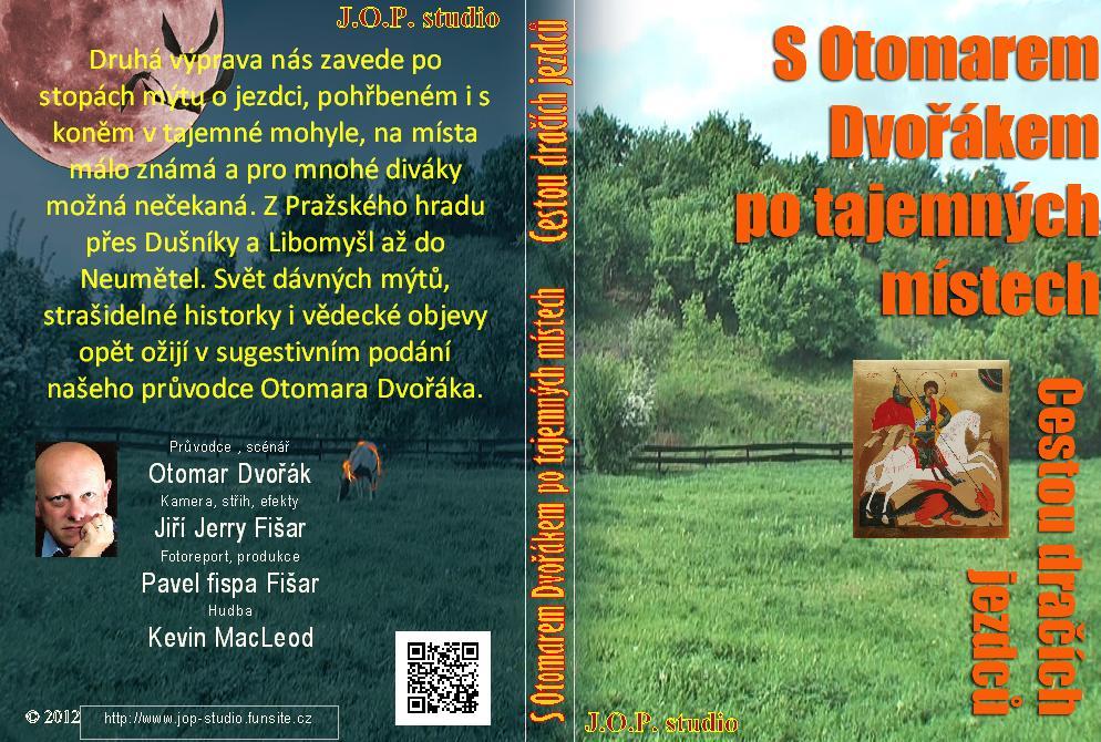 """Obal na DVD 2. dílu seriálu: """"Cestou dračích jezdců"""""""