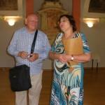Otomar Dvořák s Mgr. Janou Fellnerovou