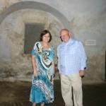 Mgr. Jana Fellnerová s Otomarem Dvořákem