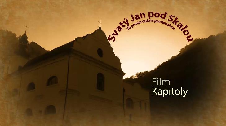 Svatý Jan pod Skalou - Menu DVD